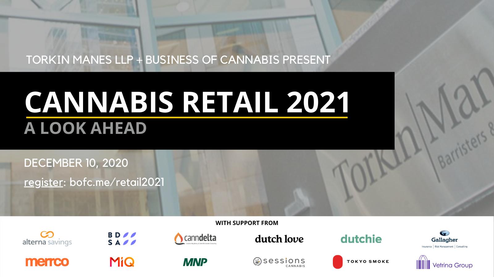 Cannabis Retail 2021
