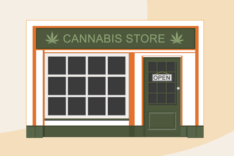 Cannabis Storefront