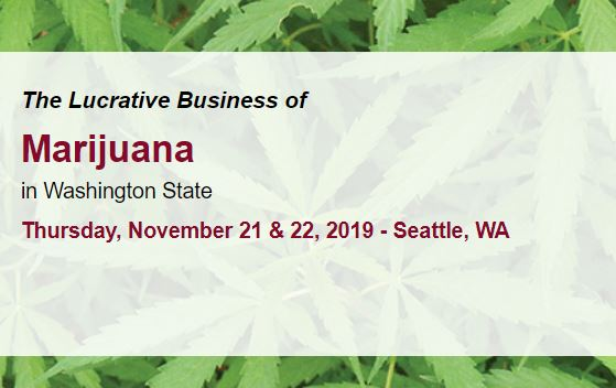 Hunter Forman - Marijuana in Washington State - Nov 21