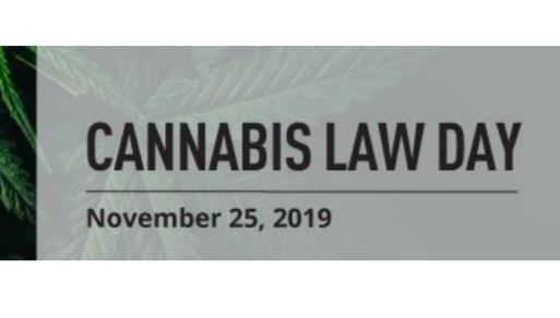 Hunter Forman -Cannabis Law Day - Nov 25