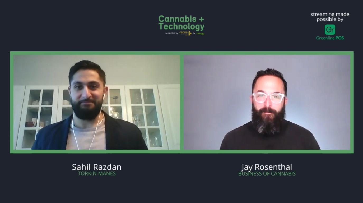 Sahil - BofC - Cannabis + Tech Conf